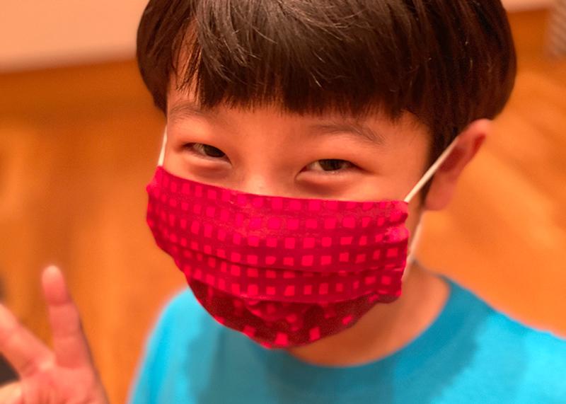 ハッシュタグ「#手洗いダンス」投稿で 抽選で10名様に特製マスクをプレゼント!
