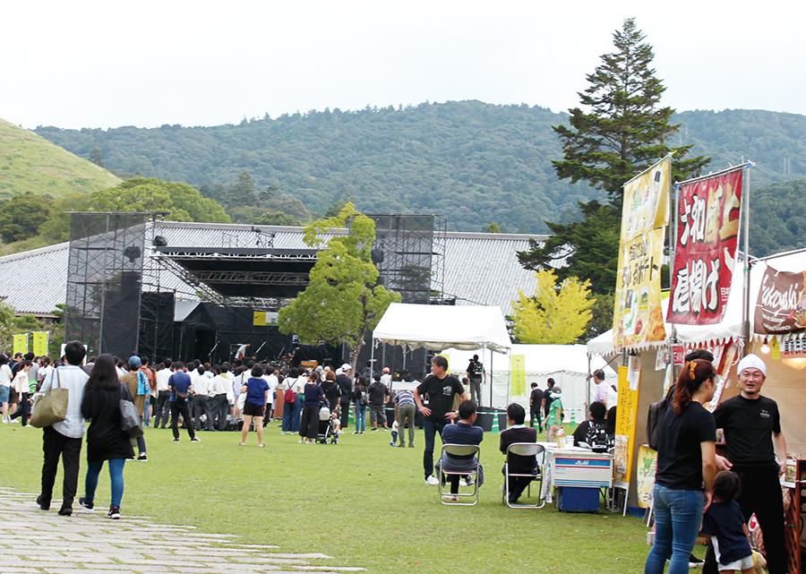 春日野音楽祭メインステージ